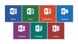 Microsoft Office Programlari 300x169