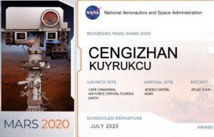 Nasa 2020 Mars Bileti 300x192