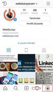 Telefondan Instagram Profil Avatari 175x300