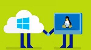 Windows Linux 300x167