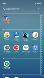 Android Telefonlarda Uygulama Nasil Gizlenir4 169x300