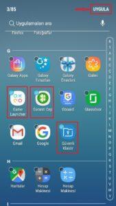 Android Telefonlarda Uygulama Nasil Gizlenir5 169x300