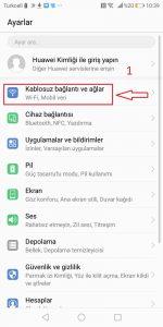 Ayarlar Menüsü 150x300 - İnternetsiz WhatsApp Nasıl Kullanılır?