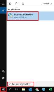 windows arama cubugu internet secenekleri 177x300 - Skype Reklam Engelleme Nasıl Yapılır?