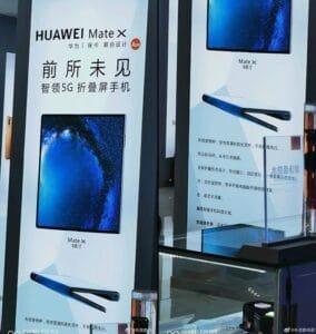 huawei mate x kisa sure icerisinde satisa sunulabilir 2 284x300 - Huawei Mate X Kısa Süre İçerisinde Satışa Sunulabilir