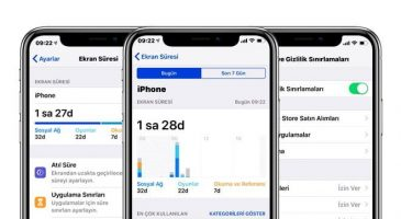 iphone ekran suresi parolasi nasil sifirlanir 365x200 - iPhone Ekran Süresi Şifresi Nasıl Sıfırlanır?