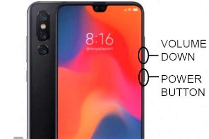 Xiaomi Mi 9 Ekran Goruntusu