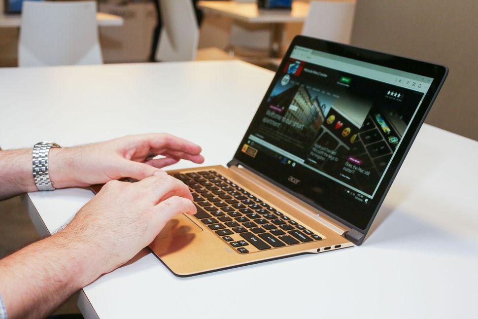 acer shift 7 kullanim - Acer Shift 7 Teknik Özellik ve Tasarım İncelemesi