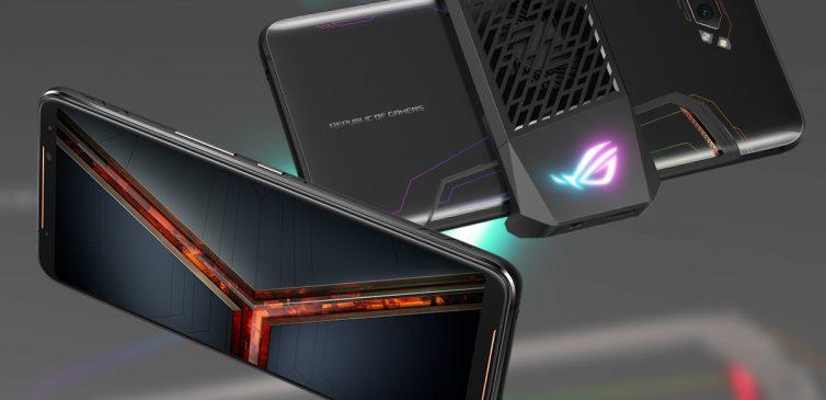 asus rog phone 2 754x365 - ASUS ROG Phone 2 Tanıtıldı!İşte Özellikleri ve Oyun Deneyimi