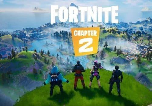 fotnite bolum iki sizintilari - Epic Games, Fortnite 2 Chapter İçin Dava Açabilir!