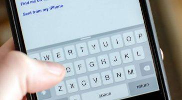 iphone klavye sozcugu nasil temizlenir 365x200 - iPhone Klavye Sözcüğü Nasıl Temizlenir?