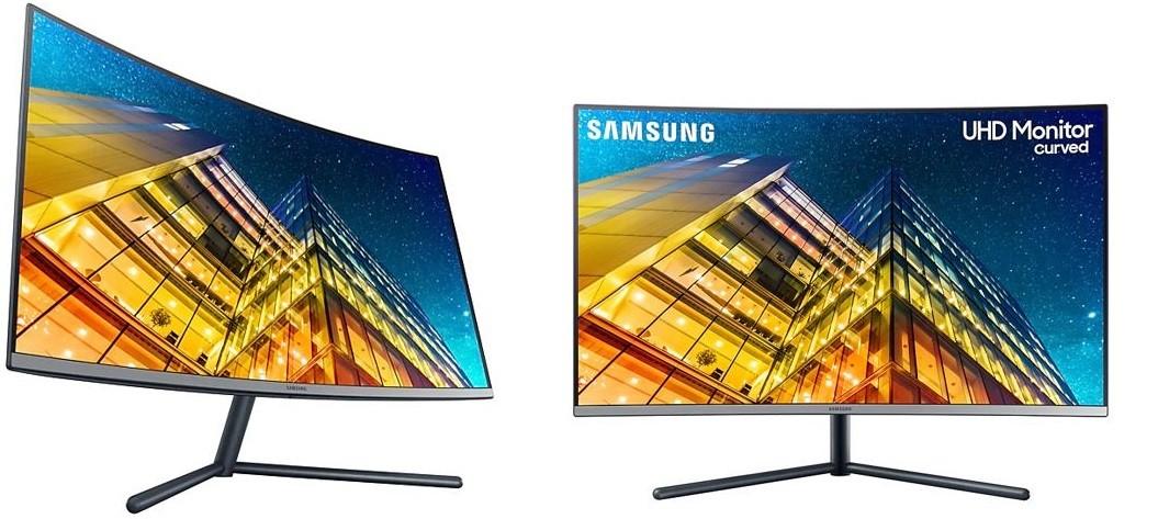samsung kavisli - Çift Monitör Devri Kapanıyor! Samsung UR59C İncelemesi