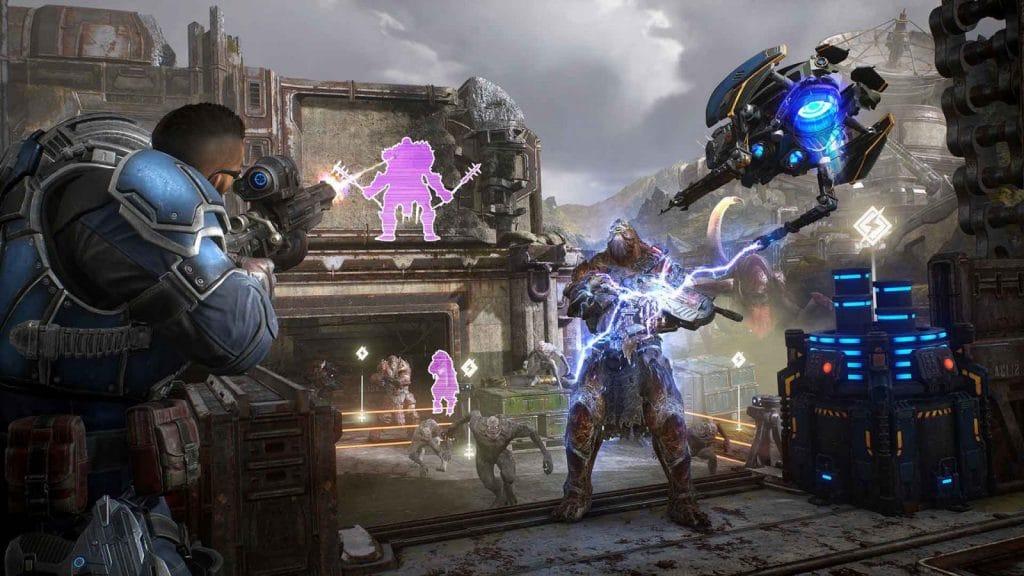 gears 5 1 - Gears 5 Xbox One'de Satışa Sunuldu! İşte İlk İnceleme