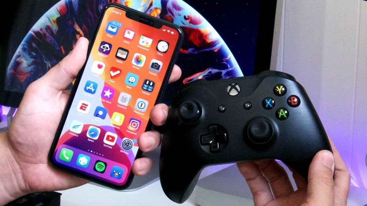 ios 13 joystick - Apple Cihazlara Kontrolcü Nasıl Bağlanır?