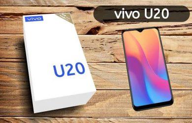 vivo u20 fiyat ve ozellikleri 390x250 - Vivo U20