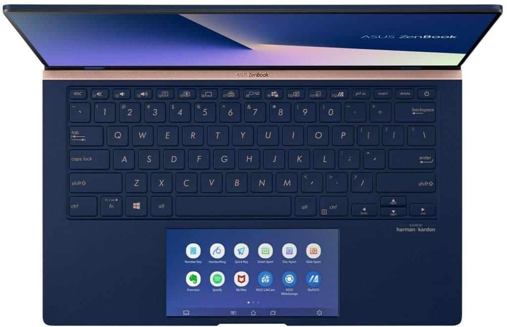 zenbook 14 - ScreenPad Tasarımı ile Asus Zenbook 14 İncelemesi