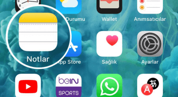 notlara sifre koyma iphone 365x200 - Notlara Şifre Koyma iPhone