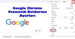 Chrome açın 2