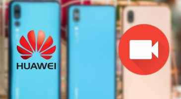 Huawei Telefonlarda Ekran Videosu Nasıl Alınır