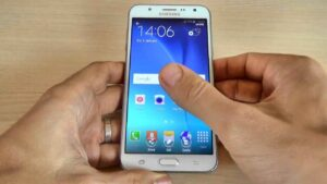 Samsung Galaxy J7 Ekran Görüntüsü Nasıl Alınır