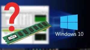 Windows 10da RAM Nasıl Kontrol Edilir