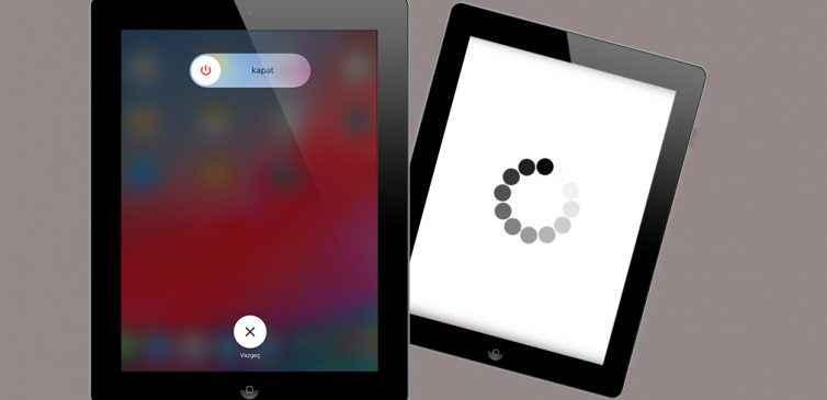 Yavaşlayan iPad Nasıl Hızlandırılır