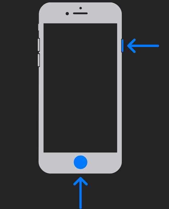 iPhone 7de Ekran Görüntüsü Nasıl Alınır