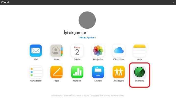iphone bul - iPhone'umu Bul Nasıl Kullanılır ?