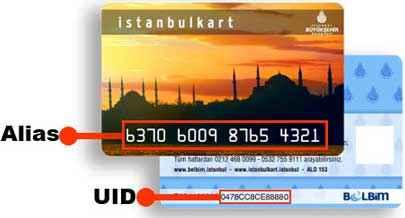 istanbulkart uygulaması kart ekle 5