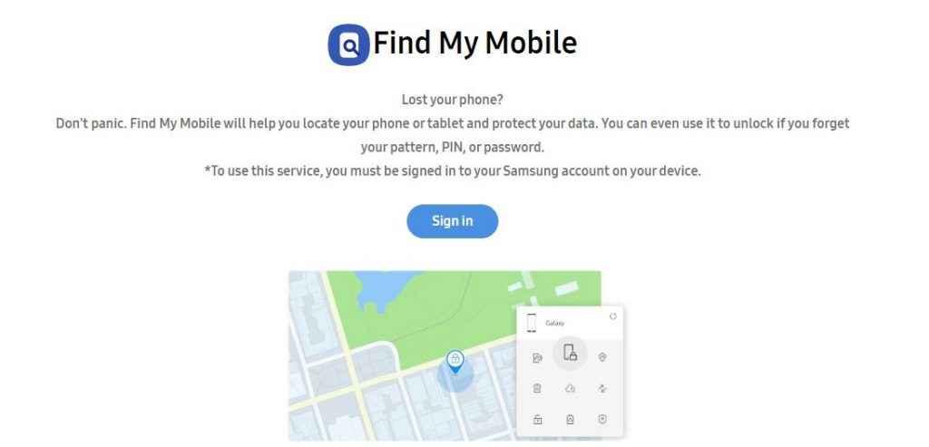 samsung mobil chzmı bul giriş