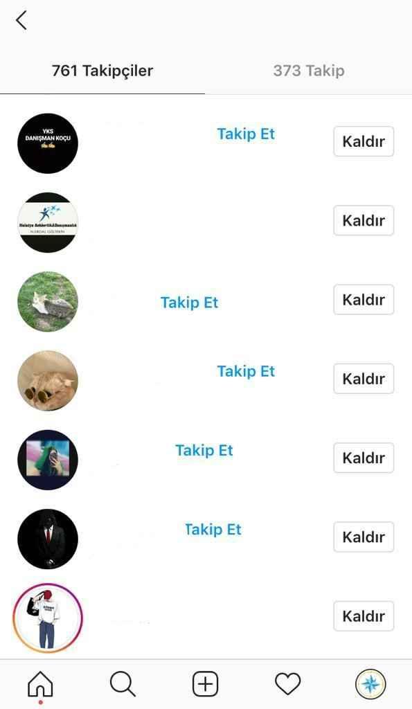 takipçi kaldırma - Yeni Instagram Güncellemesi: Bilmediğiniz 4 Instagram Özelliği