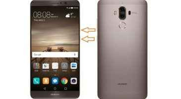 4 Huawei Y6 Ekran Görüntüsü Alma