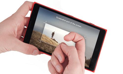 4 Huawei Y6 Ekran Görüntüsü Alma parmak