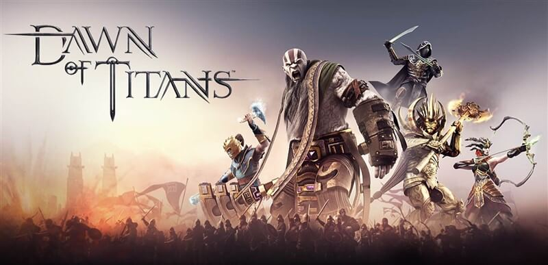 dawn of titans