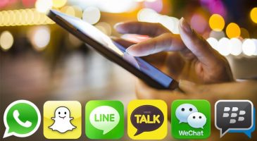 mobil mesajlasma uygulamalari