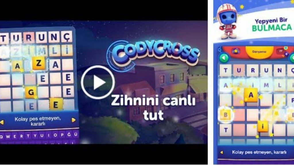 CodyCross Çapraz Bulmaca