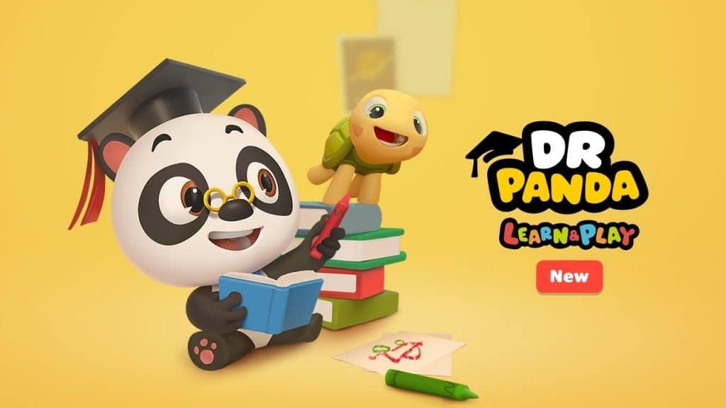 dr panda - 2020 Google Play En İyi Eğitici Çocuk Oyunları
