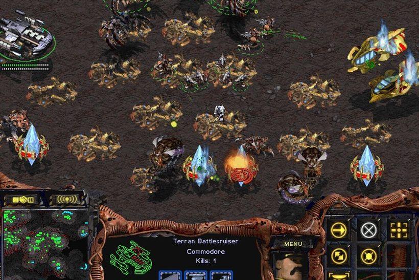starcraft - Dünya'nın Gelmiş Geçmiş En Çok Satan PC Oyunları (6 Oyun)