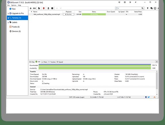 torrent programi - Torrent Nasıl Kullanılır? (Kurulumu ve Kullanımı)