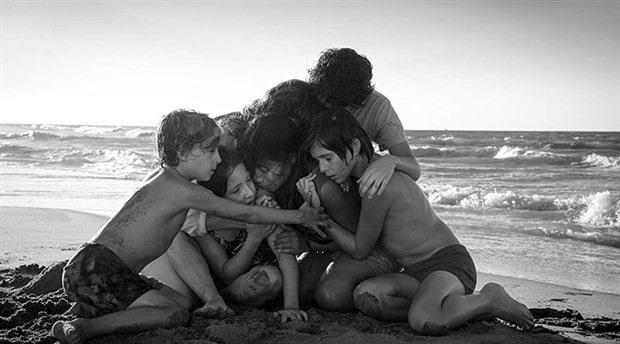 roma - Netflix IMDB Puanı En Yüksek Sinema Filmleri 2020