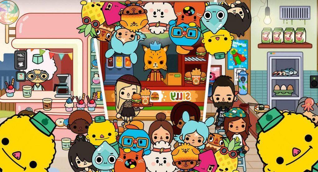 toca life city - Google Play Çocuklar İçin En Eğitici Uygulamalar 2020