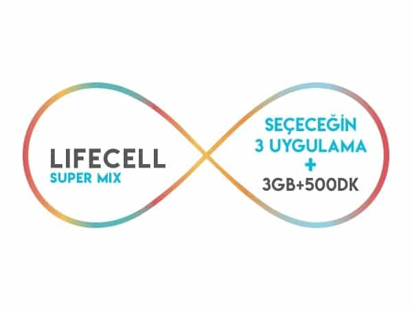 turkcell lifecell mix