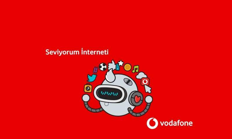 vodafone seviyorum testi - Vodafone Bedava İnternet Kazandıran Uygulamalar 2020