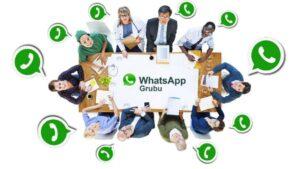 whatsapp grubu nasil olusturulur veya kapatilir