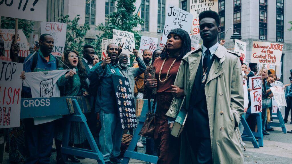 when they see us - Netflix IMDB Puanı En Yüksek Diziler 2020