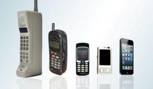 ilk cep telefonu cikaran markalar