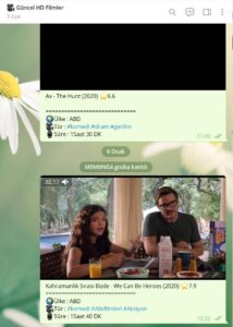 Güncel Hd Filmler Telegram 214x300
